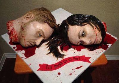 Le gâteau de mariage le plus horrible - http://www.2tout2rien.fr/le-gateau-de-mariage-le-plus-horrible/