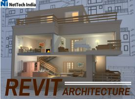 Autodesk #REVITARCHITECTURE is Building Information Modeling Software, which permits the client to design with both parametric 3D modeling and 2D drafting components. For More information call us on 09870803004/5 or visit us at http://www.nettechindia.com/cad/revit-architecture.php #REVITMEPTraining #REVITMEPArchitecture #REVITMEPArchitectureTraining #REVITMEPArchitectureTrainingInstitute