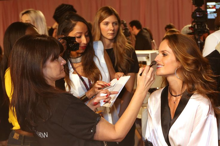 Izabel Goulart - Victoria's Secret '14