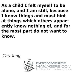 Another awesome #quote by Carl Jung
