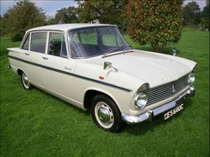 1965 Hillman Minx for sale - www.classiccarsforsale.co.uk