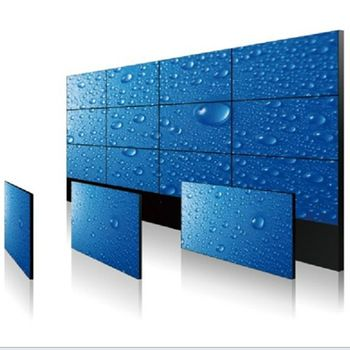 40 inch high quality installing wall mount tv lcd wall display hdmi video wall controller