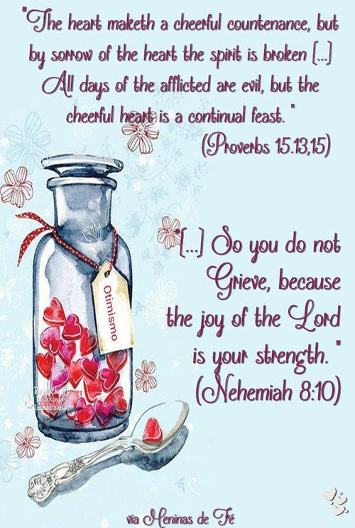 THE JOY OF THE LORD!!!