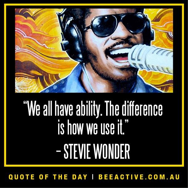 Quotes About Wonder: Stevie Wonder Quotes. QuotesGram