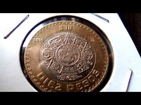 moneda de $10 pesos que debes buscar en el cambio!!/GRAFILA INVERTIDA - YouTube