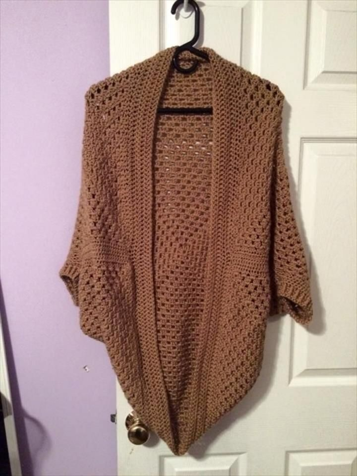 Shrug Knitting Patterns For Beginners : 20 Easy Beginner Shrug Pattern Crochet granny, Shrug pattern and Patterns