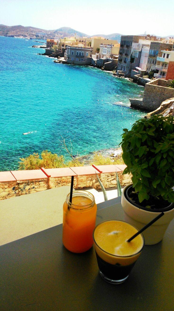 Siros island