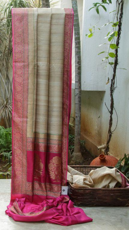BENARES TUSSAR L04188 | Lakshmi