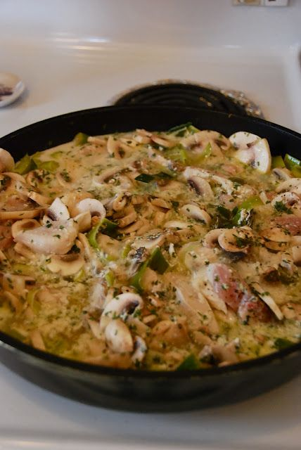 Jamie Oliver's Chicken and Leek Stroganoff