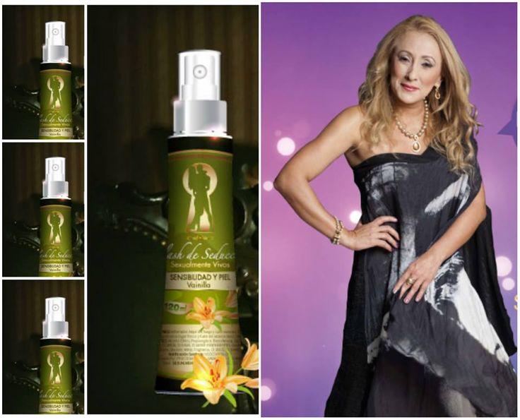 Vainilla es el aroma dulce de la seducción.Un splash vainilla #SexualmenteVivos por tan solo $50.000