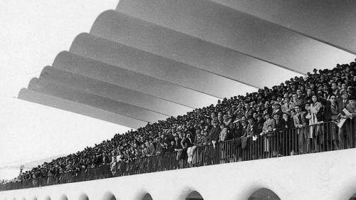 Hipódromo de la Zarzuela - Ficha, Fotos y Planos - WikiArquitectura