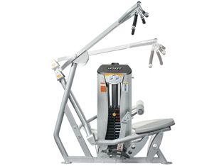 Máquina para jalones y dominadas de Hoist.