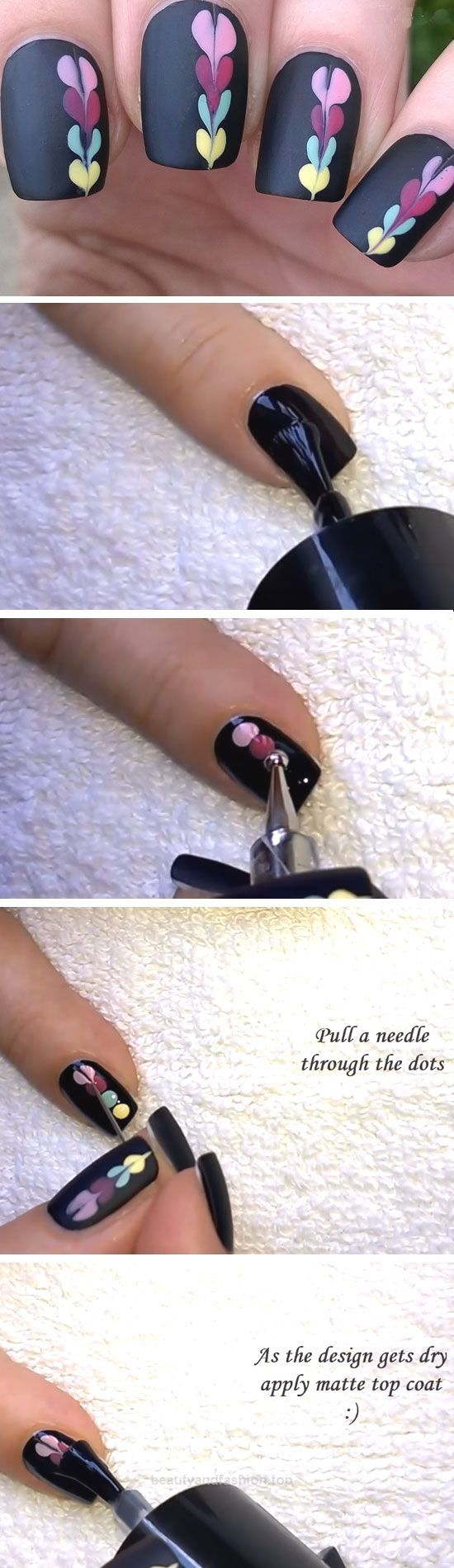 Colorful Hearts   Easy DIY Matte Nails Design Ideas for 2017   Easy DIY Valentin… http://www.beautyandfashion.top/2017/07/26/colorful-hearts-easy-diy-matte-nails-design-ideas-for-2017-easy-diy-valentin/