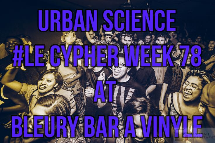 https://flic.kr/s/aHskDxoo6x | #LECYPHER WEEK 78 2016/05/26 // PRINCE TRIBUTE // ALPHABET INC. + DR. MAD + COUTEAU CHAUD | Another fantastic Thursday jam night with the #LeCypher fam!!! Last week highlighted an opening performance by the boundless formation ALPHABET INC, everyone's favorite DJ Dr.MAD and a new menu from chef Enzo Catania with Couteau Chaud!!!  Photos by Manikmati Photography  facebook.com/UrbSci/events/  +++ #LECYPHER hip-hop + soul jam session +++ Montreal's premiere…