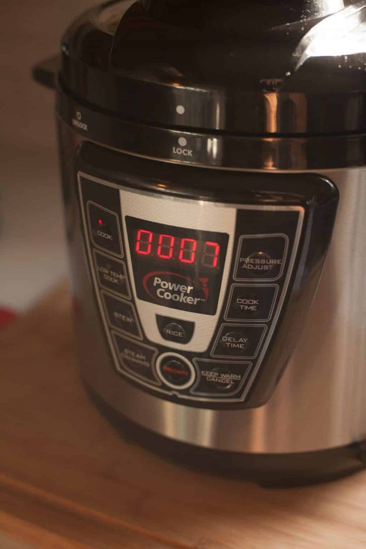 An honest electric pressure cooker review with the good and bad parts of these popular devices. Here's my truth about what I liked (but mostly didn't).