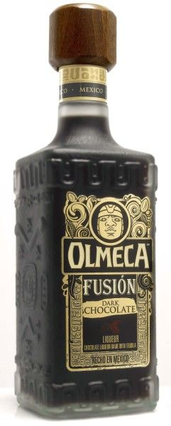 Chocolate Tequila by Olmeca. That's new for all you #tequila loving #packaging peeps PD