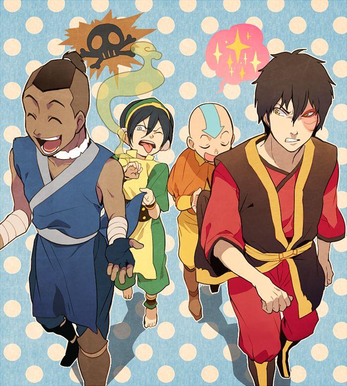 The Last Airbender Team Avatar: 3495 Best Images About Avatar Aang & Avatar Korra On Pinterest