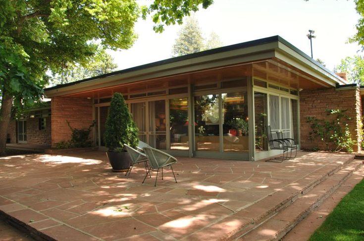 midcentury modern homes | ... Neighborhood, Historic Denver Modern/Mid-Century Homes -- PHOTO TOUR