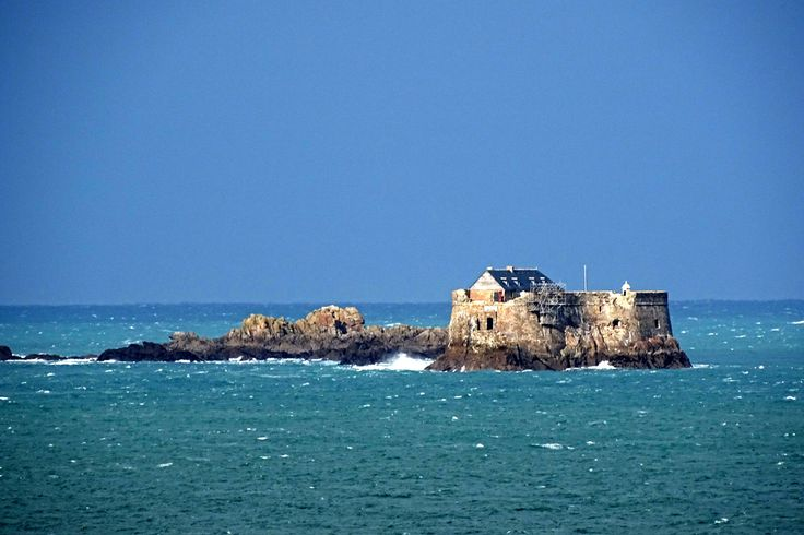 Fort de la Conchee, Saint-Malo