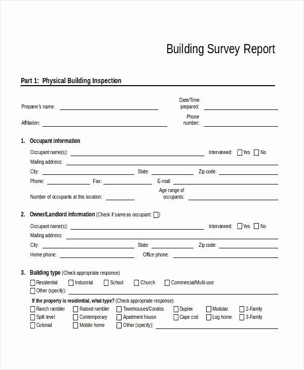 Apartment Market Survey Form Awesome 32 Survey Template Free Sample Example Format Survey Template Survey Form Business Plan Example