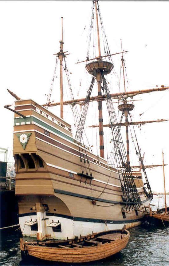 Mayflower II, Plymouth, Massachusetts