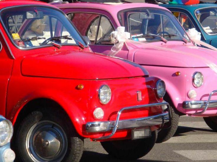Vintage Fiat 500 eXPerience - #Rome #ItalyXP #Travel #WeLoveItalyXP #Fiat #Vintage