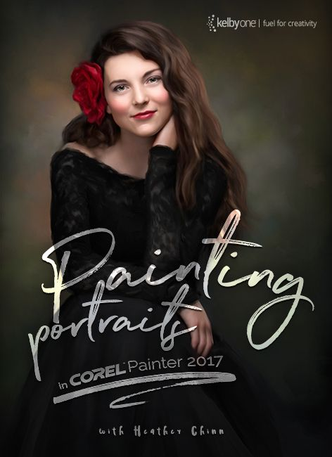 Turn your photos into beautiful paintings using Corel Painter 2017 with this new class featuring Heather Chinn. She walks you through her workflow: http://kel.by/hchinn-painting-photos