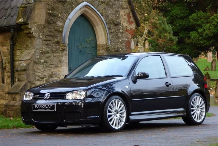 Used 2003 Volkswagen Golf R32 R R32 For Sale In Nottinghamshire