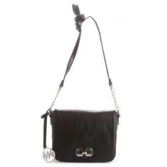 NICOLE CROSS BODY FLAP #BAG - $35.99  The extra long, double chained #strap lets you carry this crossbody #flap #purse sluing across your front or back, while the turn-lock detail adds #flair to the #black, coral, ostrich or lizard exterior. Inside, gaily #striped lining holds two #phone #pockets and a discreet #zip leaves space for private items that don't belong in the generous central compartment. It's the #perfect solution for the #woman with the 80 hour week!