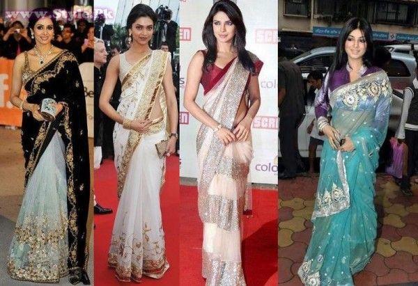 Latest Designs of Sarees 2014 for Women  #Sarees2014 #SareeDesigns2014 #SareesForWomen2014