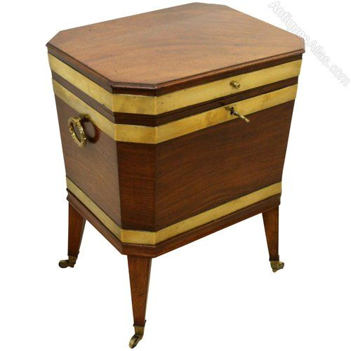 1000 Images About Antique Wine Coolers And Cellarets On