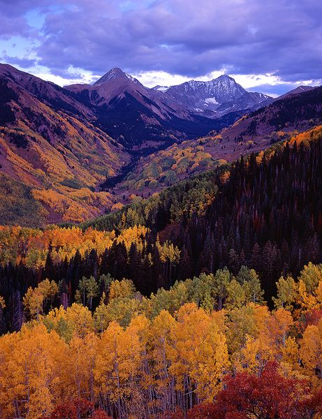 Capitol Peak, is the thirty-second highest mountain in the U.S. state of Colorado. It is located in the Elk Mountains in southern Pitkin County west of Aspen, within the Maroon Bells-Snowmass Wilderness.