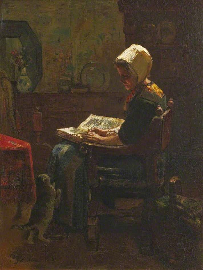 Jacob Maris (25 august 1837 – 7 august 1899), the student.