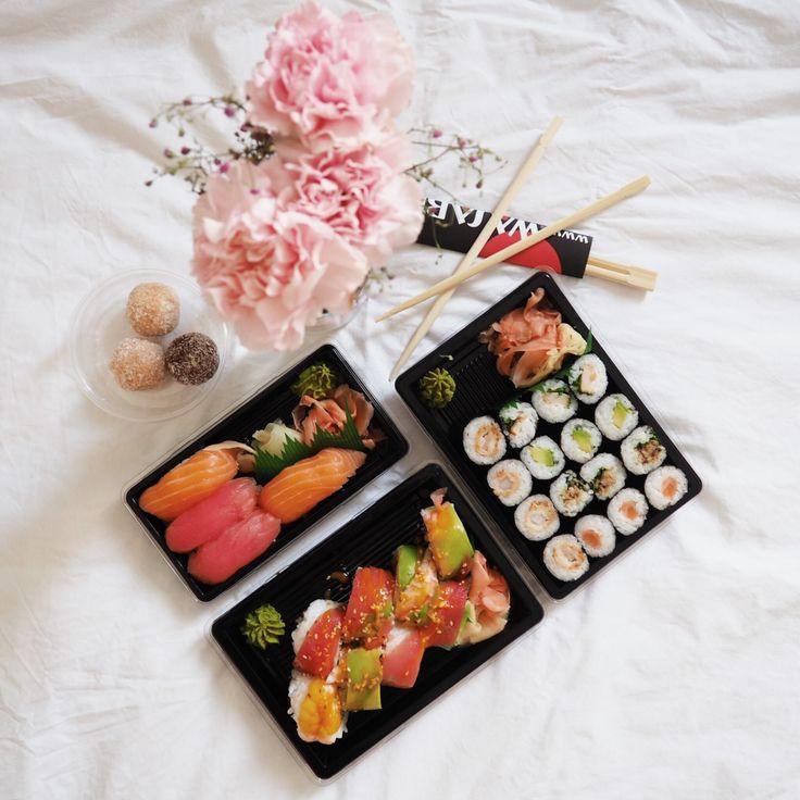 Ihr fragt euch, wo man in Wien gutes Sushi online bestellen kann? Dann hab ich DEN Tipp schlechthin für euch - Wasabi Sushi & Wok! :)