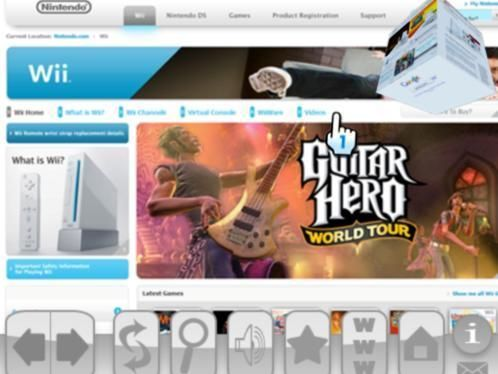 Nintendo Wii Opera browser updated | Nintendo is set to update Wii's Opera Browser 2.0 in December, adding in Wii Speak community microphone support and a number of other handy new features. Buying advice from the leading technology site