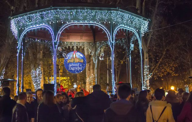 Zagreb Advent Best Christmas Market In Europe Copyright Infozagreb Hr Christmas Markets Europe Best Christmas Markets Christmas Market