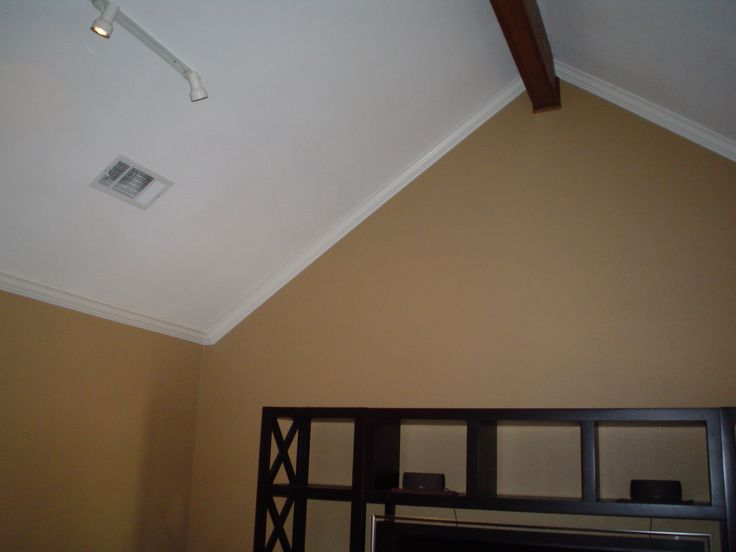 Crown Molding Ideas Crown Mouldings Installed Detailed