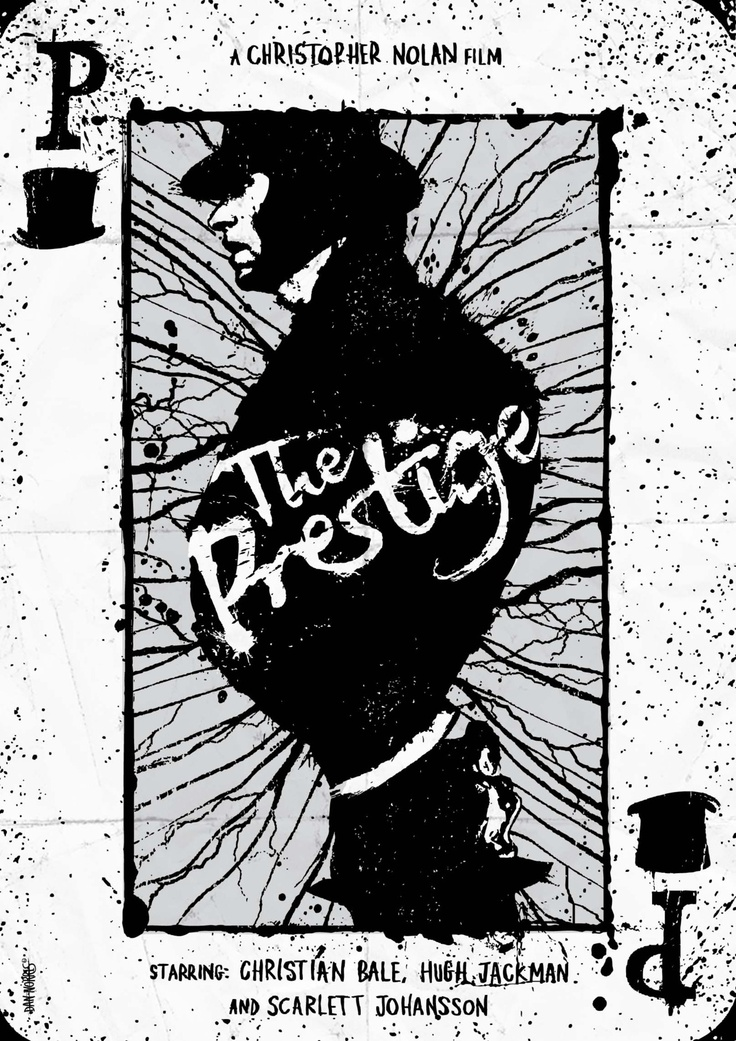 the prestige characters The following is a close reading of chistopher nolan's masterpiece the prestige (2006) based on todd mcgowan's amazing analysis in the relevant chapter of his book the fictional christopher.