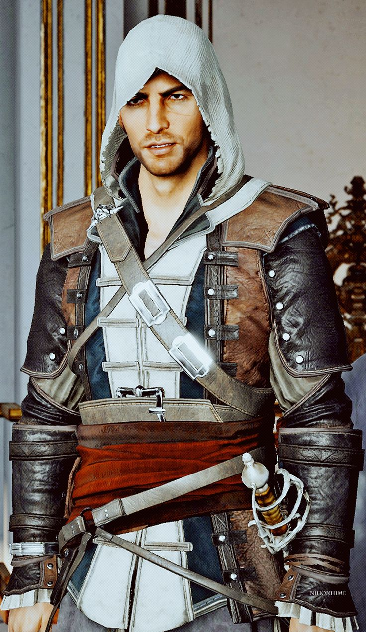 Oh, Arno, you make Edward's robes look very good ;)