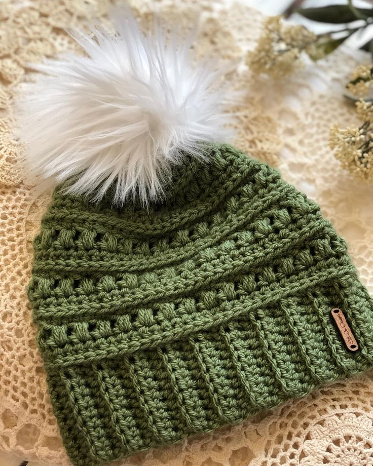 Stylish and Glamour Free Crochet Hat Pattern Images for 2019 Part 15Daily Crochet!