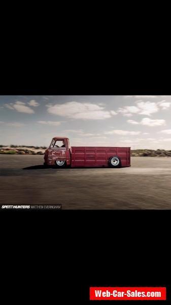 Ford Thames custom 2jz turbo hotrod rat rod falcon lowrider hydraulics  #ford #falcon #forsale #australia