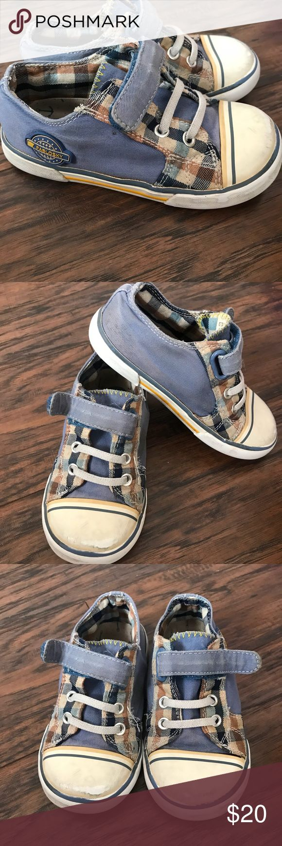 Pablo Sky shoes Size 9, used condition Pablosky Kids Shoes Sneakers