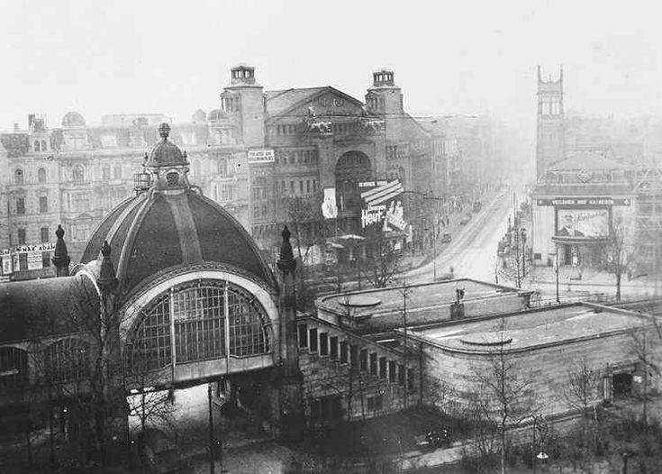 Nollendorfplatz, Berlin, 1931