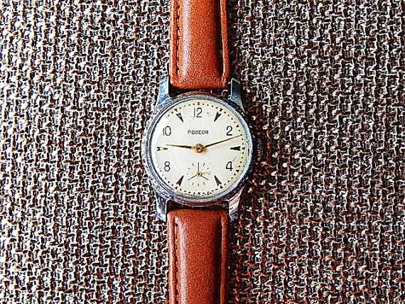 Pobeda Watch Soviet Mechanical Watches Pobeda Mens by SovietLegacy