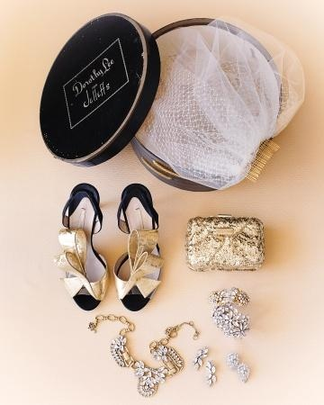 1930s wedding accessory inspiration