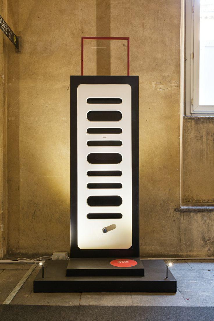 Allestimento per Cordivari Design, radiatore Giuly