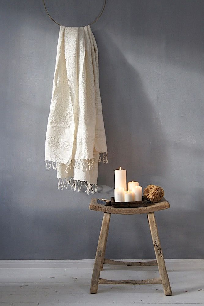 Bath Room Inspiration By Boheme Living Com Bathroom Bath Hammam Towel Linen Bathroom Boheme Hammam Inspir Bad Inspiration Rauminspiration Holzhocker