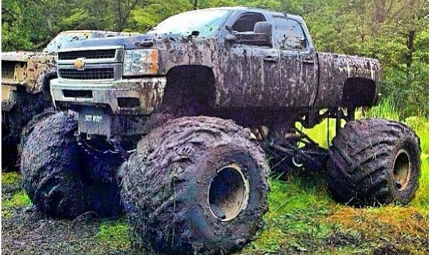 Stacked chevy