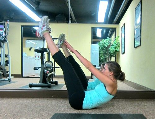 Workout Wednesday: 5 Tummy & Thigh Toners