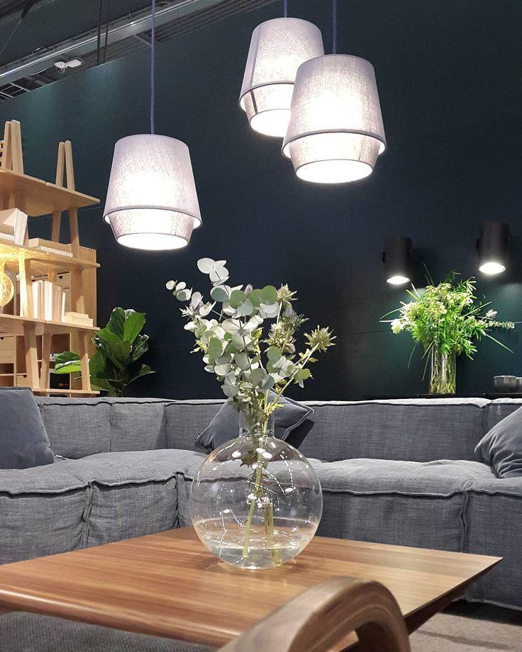 This years trendscooping has officially begun  #2016sff #interior #interiordesign #furniture #luxury #gorgeous #nordic #simplicity #elegant #modern #inredning #inredningsarkitekt #inredningsdesign #ecalyptus #stockholmsmässan #hsomihem #inspiration #swedese #sweden #details #detaljer #design by hsomihem